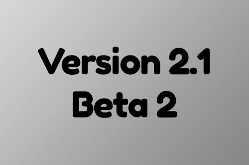 Shortcuts 2.1 beta 2 released for developers