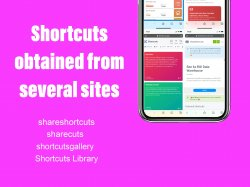 Screenshot for Apple Siri Shortcuts Shortcuts Store Ⅵ 1