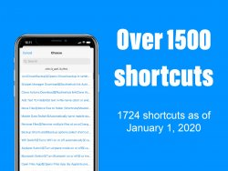 Screenshot for Apple Siri Shortcuts Shortcuts Store Ⅵ 2