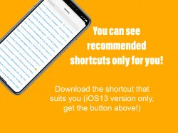 Screenshot for Apple Siri Shortcuts Shortcuts Store Ⅵ 3
